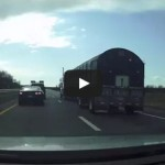 Camaro causes Big Wreck – Dashcam Video