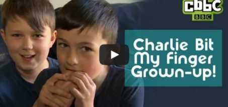 Charlie Bit My Finger boys grow up! – CBBC Newsround