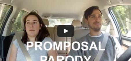 Daniels PromPosal Parody - Jake's PromPosal to Kaylin