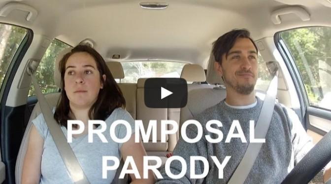 Daniels PromPosal Parody