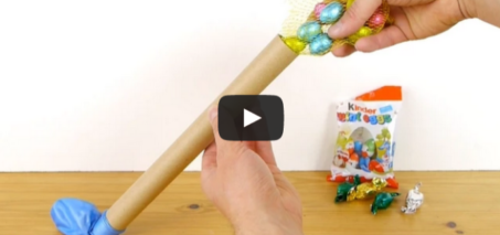 Easter Egg Surprise – Do It Yourself Video