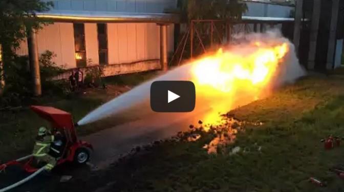 Fire vs Water!