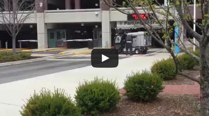 Driverless Golf Cart