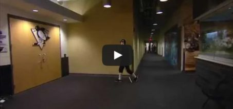 Gotta See It: Crosby locked out of dressing room