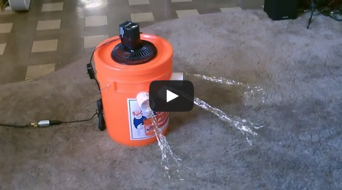 Homemade Air Conditioner Diy 5 Gallon Bucket Air Cooler