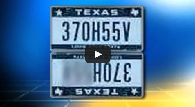 DMV revoking man's license plate after finding 'hidden' message