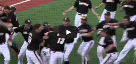 Louisville Baseball: Corey Ray Steals Home to Finish Sweep