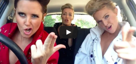 Mime Through Time by SketchSHE – 3 Girls Lip Syncing