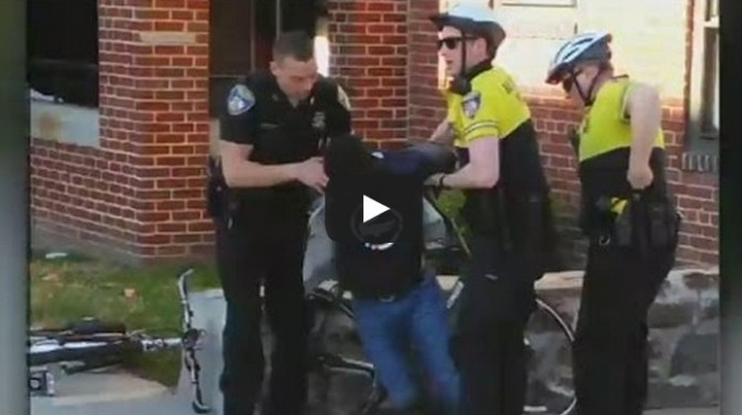 New Freddie Gray Video