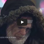 The homeless read mean tweets.