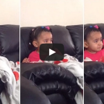 This little girl's reaction to Mufasa dying sums up EXACTLY how we all felt