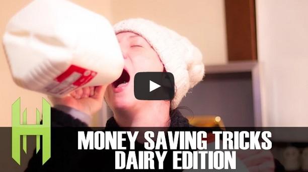 7 Money Saving Tricks Dairy Edition