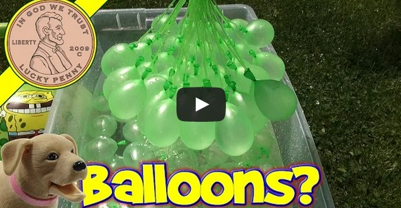 Bunch o Balloons Demonstration