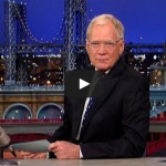Celebrity Top Ten Things I've Always Wanted to Say To David Letterman