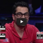 Craziest Poker Hand Ever! MUST SEE! $1 million buy-in WSOP 2014