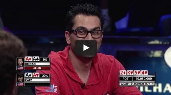 Craziest Poker Hand Ever!