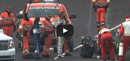 Ed Carpenter Incident – Indianapolis Motor Speedway – May 17