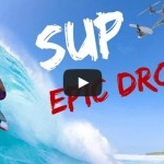 Epic Drone SUP – Best of 2015