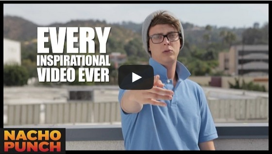 Every Inspirational Video Ever