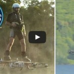 Farthest journey by hoverboard – Guinness World Records