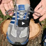 How to Prevent Running Shoe Blisters With Heel Lock / Lace Lock