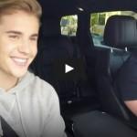 Justin Bieber Carpool Karaoke with James Corden