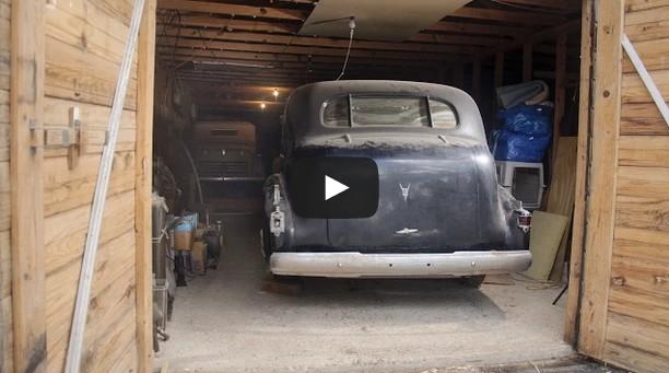 Five Pre-war Automobiles