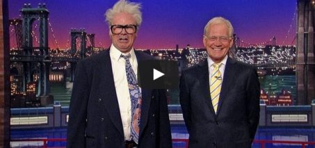 Will Ferrell as Harry Caray – David Letterman