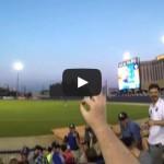 Barehanded baseball line drive catch – Biloxi Shuckers