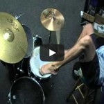 Dynamite Drum Cover – Kid Without Arms drums with his legs!