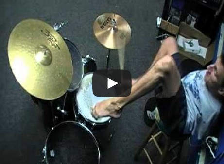 Dynamite Drum Cover