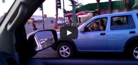 Kid Driving in Phoenix
