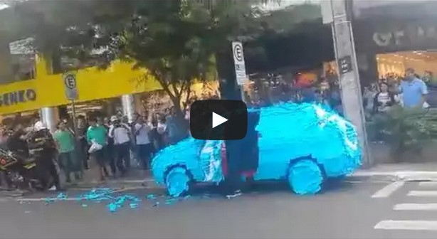 What Happens When You Park In A Handicap Spot In Brazil