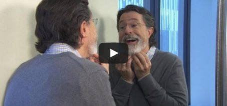 The Colbeard – The Late Show with Stephen Colbert