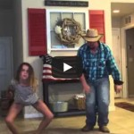 Watch Me ( Whip/Nae Nae) Father and Daughter