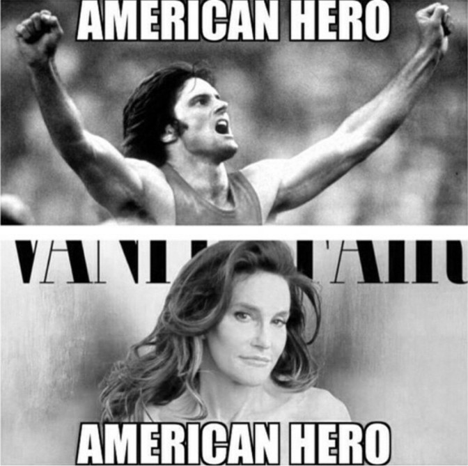 american hero caitlyn jenner