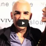 Billionaire Alki David Farts into Microphone on Red Carpet