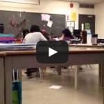 Playing Dead – Classroom Prank