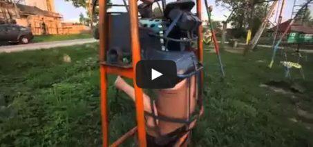 Russian playground