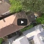 Drone rescues another drone