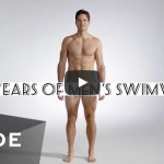 100 Years of Men's Swimwear in 3 Minutes ★ Mode.com