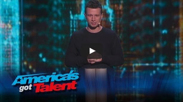 America's Got Talent Mat Franco
