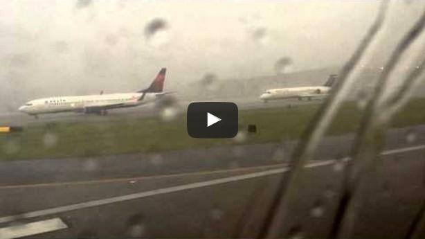 Delta Lightning Strike