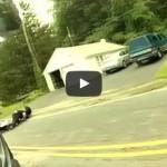 Double Motorcycle Crash Epic Ending – I Am 911