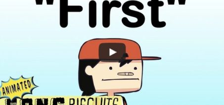 First Comment Song – Animated Song Biscuit