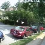 Guy hit my grandmothers car and ran