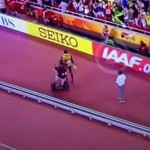 Guy on a segway takes out Usain Bolt