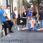 Logan Paul – SPLITTING NEW YORK