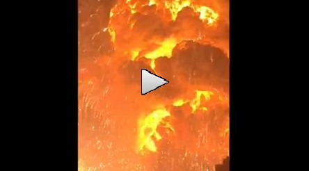Explosion In Tianjin
