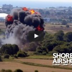 Shoreham Air Show, Sussex – Plane Crash